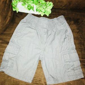 4/$10! Boy's Cargo Shorts Sz4